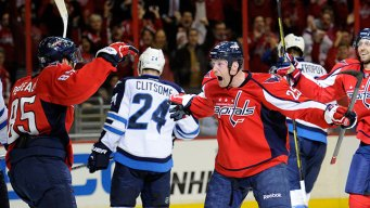 Caps Clinch Division, Earn Validation