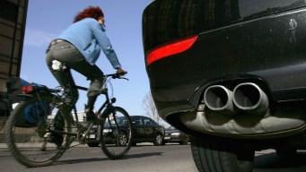 Traffic Jam Pollution Increasingly Dangerous