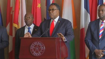 Dallas Mayor Pro Tem Dwaine Caraway Says Confederate Statues Must Come Down
