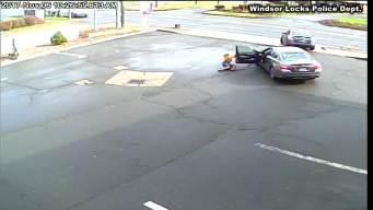 Woman Dragged During Carjacking