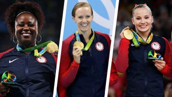 North Texans Grab Olympic Glory