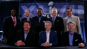 """CBS Shuffles The """"NFL Today"""" Lineup"""
