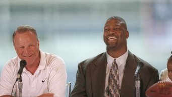 """Charles Haley Thinks Brady's Rings Are """"Tainted"""""""