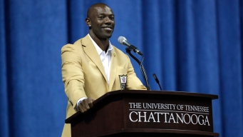 Terrell Owens Enjoys His Personal Induction Far From Canton