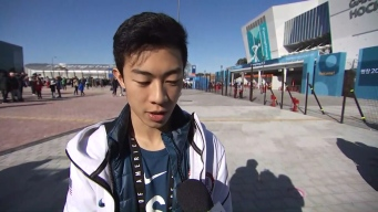 'Nothing to Lose': Nathan Chen Reflects on His Near-Comeback