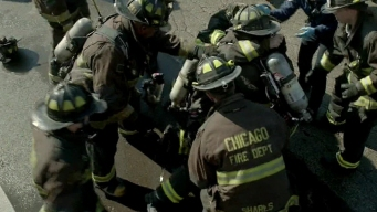 'Chicago Fire' Stars Discuss Finale