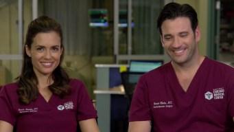 'Chicago Med' Stars Discuss Season Premiere