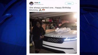 Cowboys Rookie Surprises Mom With a New Car for Her Birthday