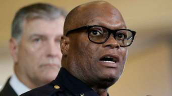 Dallas Police Chief Brown Announces Retirement