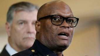 Dallas Police Chief Brown Announces Retirement
