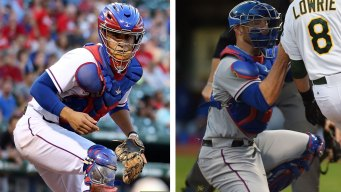 Chirinos, Gimenez Locking Up Playing Time