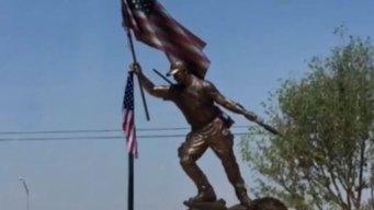 Chris Kyle Memorial Unveiled in Odessa