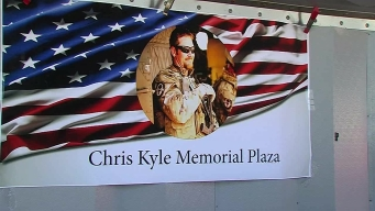 Chris Kyle Memorial Unveiled in Odessa