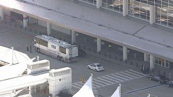 Unattended Bag Brings Big Response at D/FW Airport