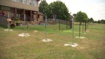 Midlothian Homeowner Faces Fence Contractor Delays
