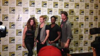 """Constantine"" a Supernatural Hit at Comic Con"