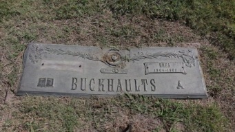 Yearlong Headstone Dispute Finally Resolved