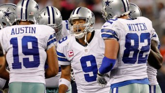 Out of the Chute: Giants at Cowboys