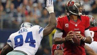 Cowboys' Defense Going Light