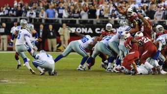 Cowboys Fall to Cards in OT