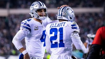 Cowboys, Giants Have Same Goals Heading Into Final Game