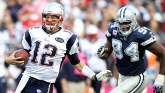 Cowboys Fall To Patriots, 20-16