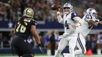 Take 2: Cowboys Try to Wrap Up NFC East, This Time vs Bucs