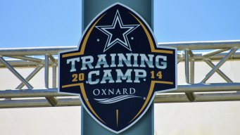 Cowboys See Dip in Training Camp Attendance