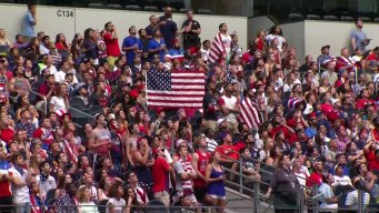 20,000 Attend World Cup Watch Party at AT&T Stadium