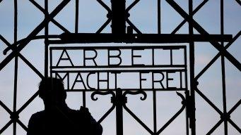 Stolen Dachau Concentration Camp Gate Found in Norway