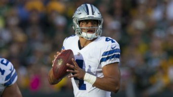 Dak Prescott Helps to Fight Cancer This Mother's Day