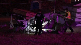 1 Dead in Two-Vehicle Crash in Dallas
