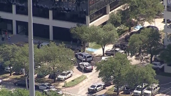 2 Dead in Murder, Suicide at Dallas Office Building: Police