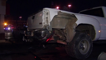 Stolen Truck Crashed Into Dallas Check Cashing Store