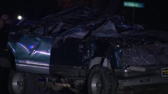 3 Killed, 1 Injured in West Dallas Crash: Authorities