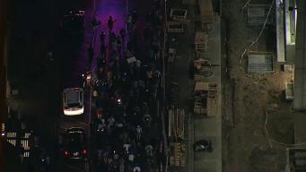 Protesters Rally Again in Dallas Amid Fury Over Warrant