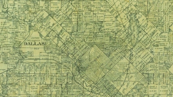 Unique Texas Map Reprints Make Great Gifts, Help Save Texas History