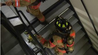 Firefighters Climb Stairs to Honor FDNY