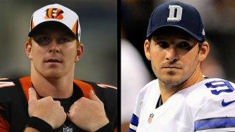 Dalton Shows Pressure of Romo's Job