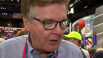 Dan Patrick Joins Trump Campaign as Texas State Chairman