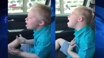Prosper Boy Sings Whitney Houston in Viral Video
