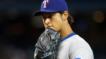 Darvish Strong in 14-8 Loss to White Sox