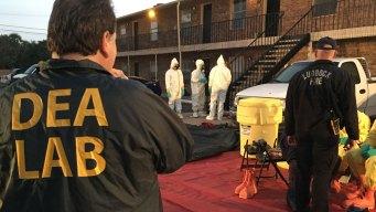 DEA Arrests 3 Thursday in Multiple Fentanyl Raids