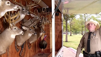 Texas Game Wardens Devoting More Time to Poachers