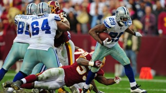 Murray Absent in Cowboys Loss