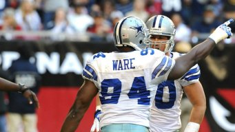 """Ware: """"Getting Guys Back"""" Key to Fixing Dallas D"""