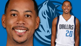 Devin Harris Back With Mavs for His Third Stint in Dallas