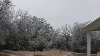Cold Weather and Some Ice Causing Problems in Parker County