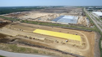 New Commercial Development at DFW Airport