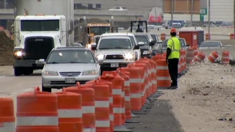 Three Big Construction Alerts in North Texas This Weekend